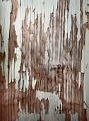 Grunge background. peeling paint on an old wall