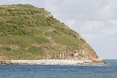 foto of anglesey  - Puffin Island in Anglesey North Wales uk
