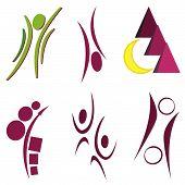 Humanoid Logos