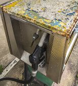 Old Rusty Pump