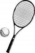 Tennis Racket.eps