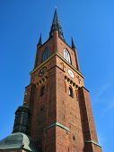 Church In Stockholm