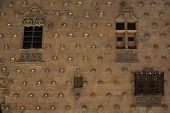 Casa De Las Conchas Wall