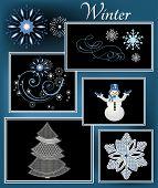 Winter elements