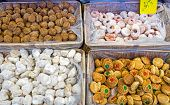 Nice selection of italian pastry