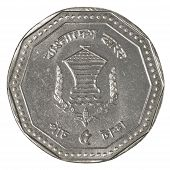 Five Bangladeshi Taka Coin