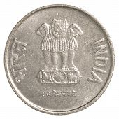 2 Indian Rupee Coin