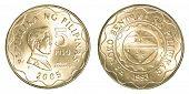 5 Philippine Peso Coin