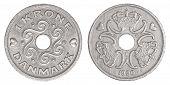 1 Danish Kroner Coin