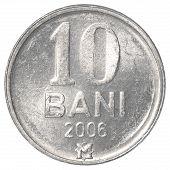 10 Moldovan Bani Coin