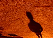 Shadow Whit Texture