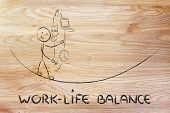 Work Life Balance & Managing Responsibilities: Working Father Juggling