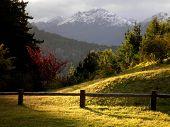 Pristine Mountain
