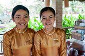 Vietnamese smiles