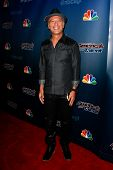 NEW YORK-AUG 6: Comedian Howie Mandel attends the 'America's Got Talent' post show red carpet at Radio City Music Hall on August 6, 2014 in New York City.