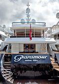City Of Nice - Luxury Yacht In The Port Of Port De Nice