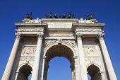 Milan Monument