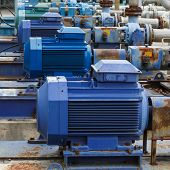 Factory Equipment  Motor Industrial