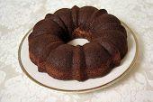 Spice Cake Baked