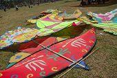 Participant kite
