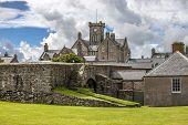 Lerwick, Town Hall, Shetland, Scotland