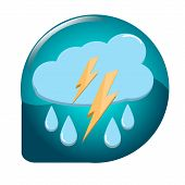 Storm Weather Icon