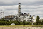 Chernobyl Reactor Number 4