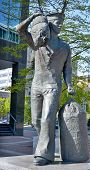The Sailor Statue