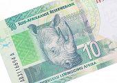 Ten South African Rand