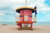 Lifegard Post In Miami