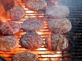 Flame Broiled Burgers