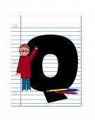 Alphabet Start Of School Two Q