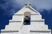 Paraportiani Greek Orthodox church in Mykonos, Greece