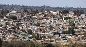 foto of ethiopia  - Bird eye view of ancient walled city of Jugol - JPG