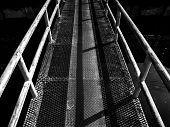 Iron Bridge B&w