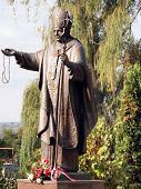 Monument To Pope John Paul Ii Karol Wojtyla