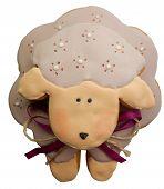 Gingerbread pink sheep