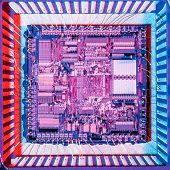 Silicon Microchip