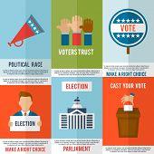 Election Poster Set