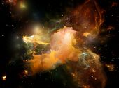 picture of fractals  - Once Upon a Space series - JPG