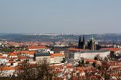 Old Town view in Prague
