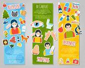 Allergies Banner Set