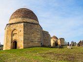 Shamakhi Tomb Of Shirvan Dynasty