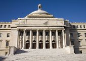 stock photo of san juan puerto rico  - City Hall  - JPG