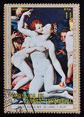 Post Stamp. Bronzino