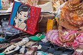 Handmade Jute Shoes , Indian Handicrafts Fair