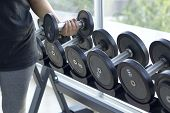 Dumbbells For Weight Lifting To Exercise