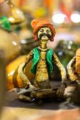 Terracotta Doll, Indian Handicrafts Fair At Kolkata