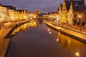 image of gents  - Ghent Belgium  - JPG