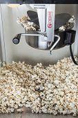 Popcorn Machine Popping